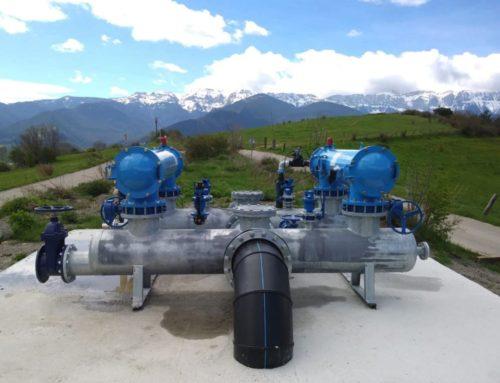 FMA-4000, La Cerdanya, irrigation